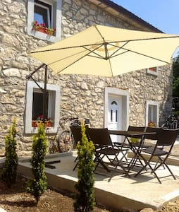 Apartment in Stone Villa, Istria - Brest pod Učkom