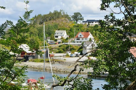 Besøk Bømlo 50 meter til sjø. - Rumah