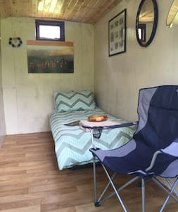Horse Box Cabin, Wilderness Lodge, County Wicklow - Rathdrum