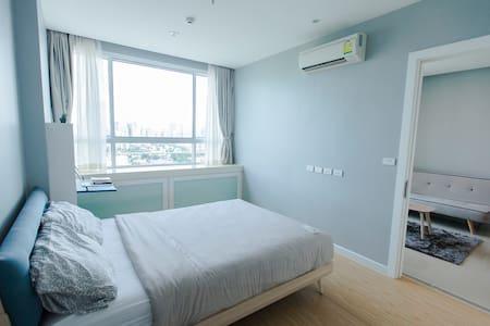 SOMETHING SWEET ROOM (D220)/ NICE POOL / BEST VIEW - Bangkok - Apartment