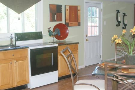 Basement with 2 beds and 1 bath - Annandale - Casa