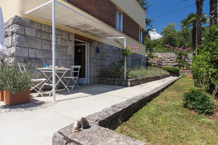 Studio in Opatija center sea view - Opatija - Wohnung