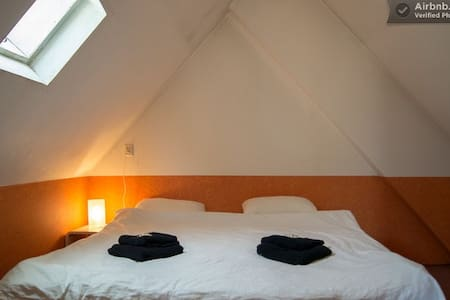 Double bedroom near Schiphol Wifi
