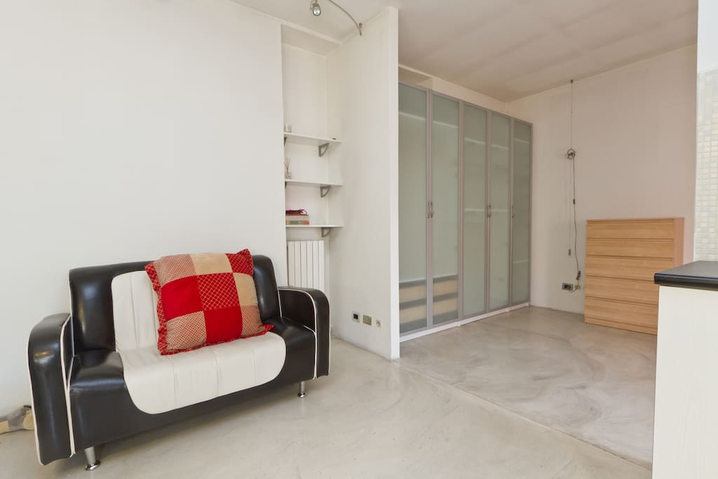 Lovely loft in Milan Bicocca