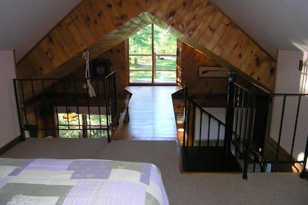 Cozy Lake Ossipee All Season Cabin - Ossipee - House