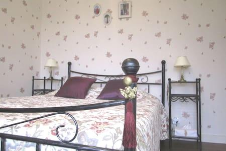 Proche Quimper & Locronan Chbre/2 p - Landrévarzec - Bed & Breakfast