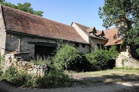 Chambre dans une maison Quercynoise