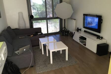 Appartement 3 pièces récent équipé - Wohnung