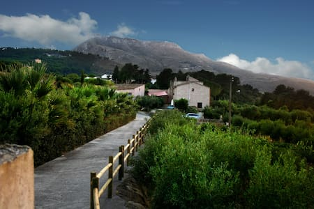 B & B Torre Saracena Doroty   (vista mare e parco) - Valderice