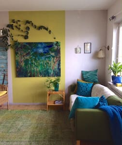 Cosy & airy close to sea & city - Apartmen