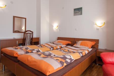 Diplomat - twin room - Ohrid