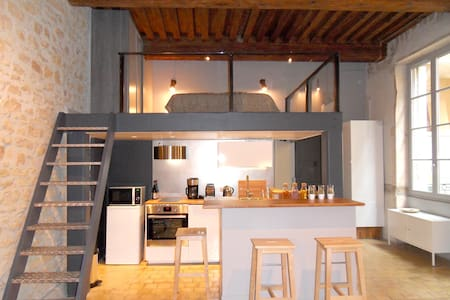 Charming apt in the Heart of Lyon - Lyon - Apartment