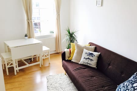 Bright Private Room close to Angel & King's Cross - Apartemen