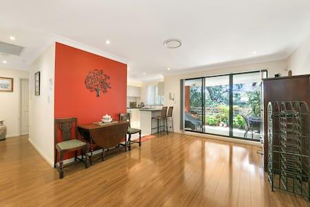 Cosy Room in Beautiful Apartment near North Rocks - Northmead - Apartemen