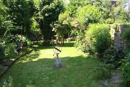 Tuinhuis `Het waaljuweel!` - Blockhütte