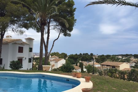 Mediterranean Villa with Views - El Tosalet - Chalé