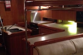 Picture of luxury Yacht double cabin