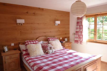 Stylish, mountain apartment - Apartamento