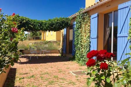 villa Lubéron au centre des villages de Provence - Haus