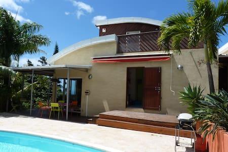 Villa de charme avec piscine - Villa