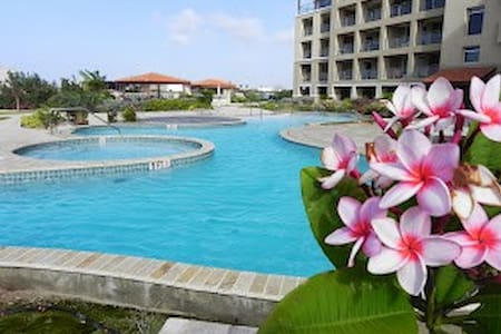 Pool,Beach and Privacy in Aruba - Apartmen