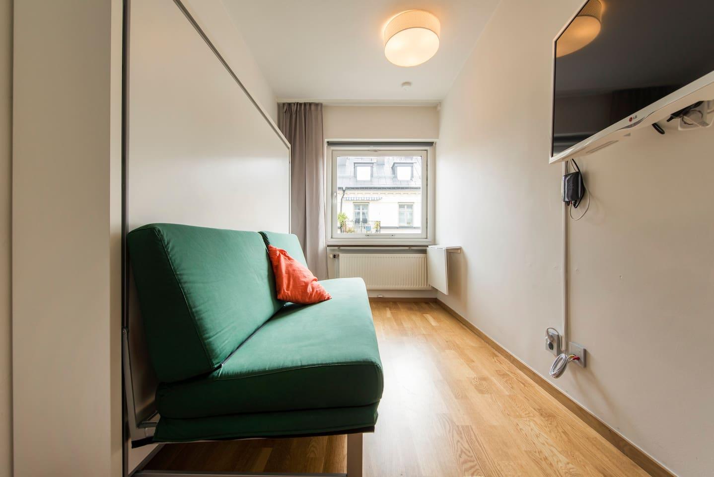 Central mini-lägenhet, hotellkänsla - Lägenheter att hyra i ...