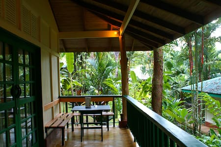 Villa in a tropical jungle setting - Ojochal - Villa