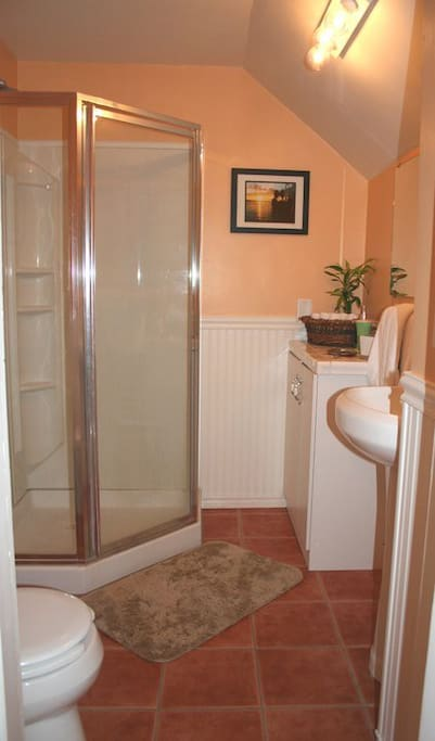 The Monarch Private Bathroom