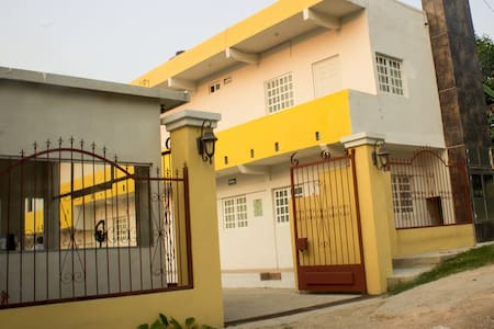 Bed & Breakfast_Hab-108 Doble (standar):Max 2 - Palenque - Appartement