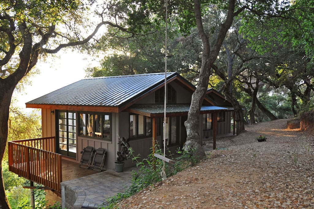 Eco Getaway On Big Sur Coast Cabins For Rent In Carmel