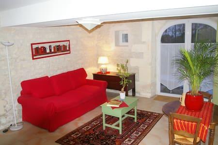 Studio avec charme - Dompierre-sur-Charente - Lejlighed