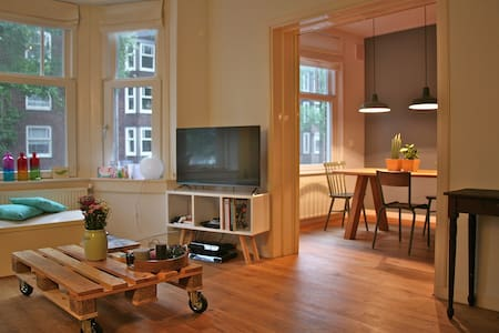 Cosy and spacious apartment