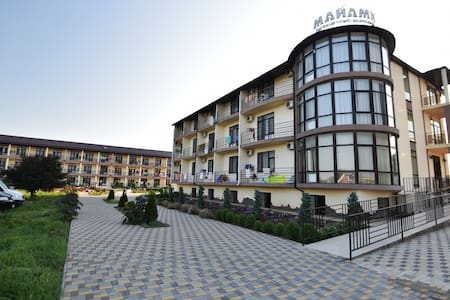 Сдаю комнаты в курортном отеле - Kuchugury