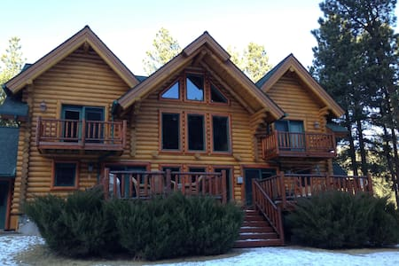 Black Hills Cabin Canyon Suite - Rapid City - Stuga