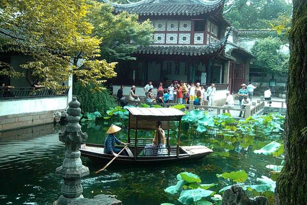 Worth Trip in Paradised Suzhou City
