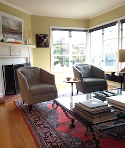 Centrally Located SF Pied a Terre