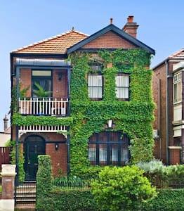 Classic Terrace - Sydney CBD