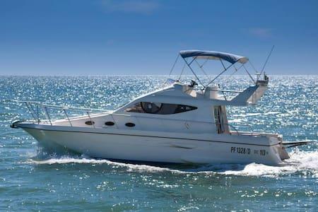 Accogliente ed elegante barca - Senigallia - Barca