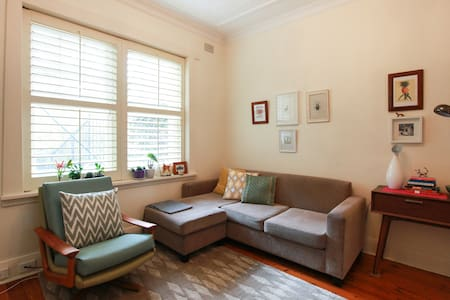 Chic apartment in great location! - Apartment