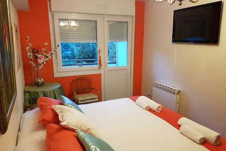 YOUR ROOM IN THE BASQUE COUNTRY - Lekeitio - Leilighet