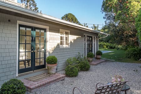 Charming Cottage in Montecito CA