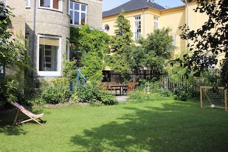 Lovely apartment with garden