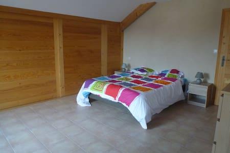 chambre pour 2 avec salle de bains - Dom