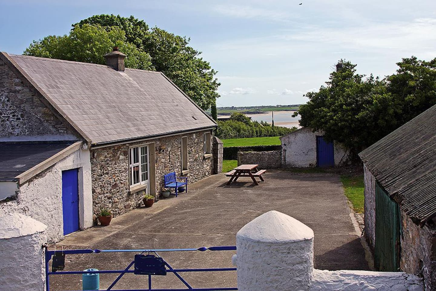 Sea Bass Cottage