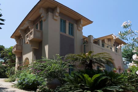 Splendida Villa Liberty sul Mare - Villa