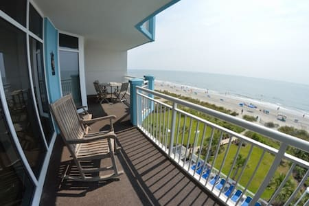 Huge oceanfront 5BR, best in MB!