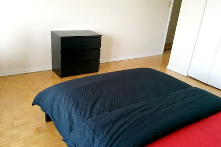 Beautiful Master Room in Penthouse - Montréal - Appartamento