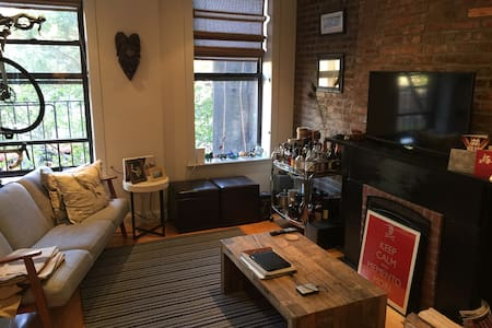 Splendid West Village One Bedroom