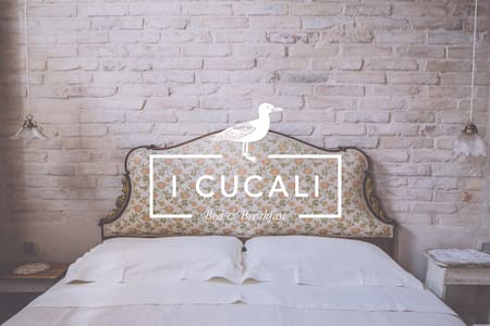I Cucali seafront B&B. Cucalina room - Bed & Breakfast