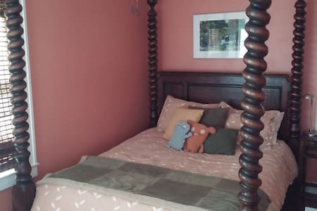 "Private Upstairs ""Tree"" Bedroom - Royal Oak"